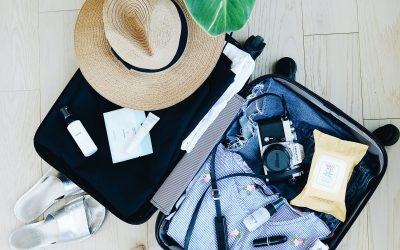 ¡No olvides el botiquín al preparar tu maleta!
