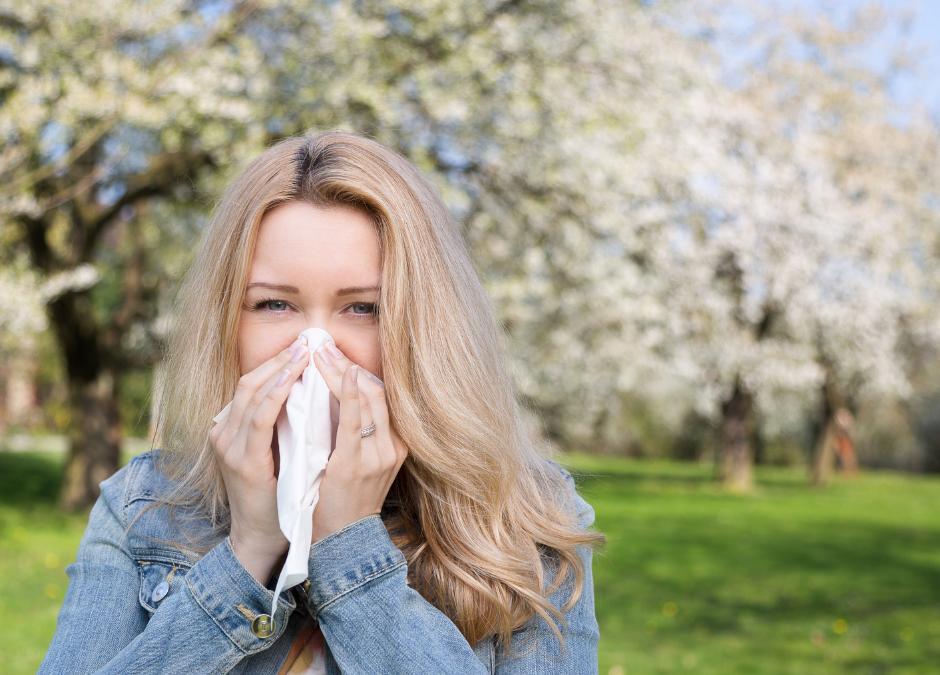 ¡5 consejos para evitar los síntomas de la alergia!
