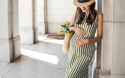 Embarazo y verano, ¿Cómo afrontarlo?
